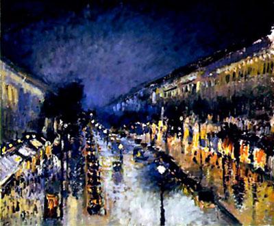 07 10 Pissarro Whistler De Chirico